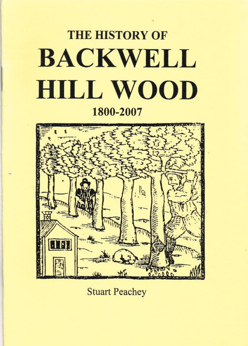 Image for THE HISTORY OF BACKWELL HILL WOOD 1800-2007