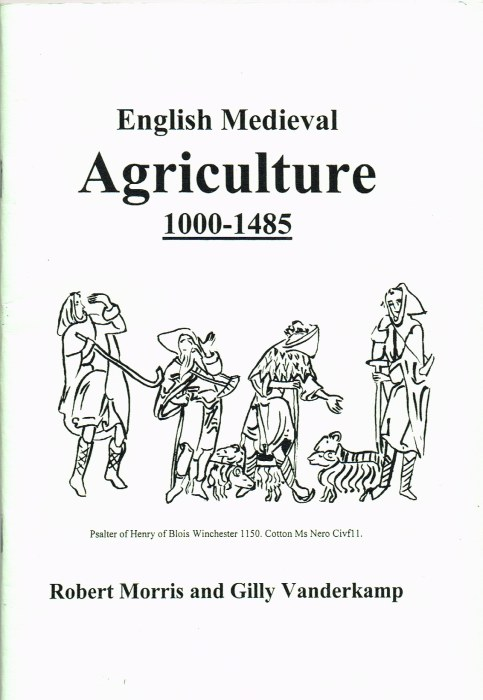 Image for ENGLISH MEDIEVAL AGRICULTURE 1000-1485