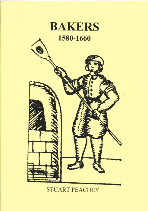 Image for BAKERS 1580-1660