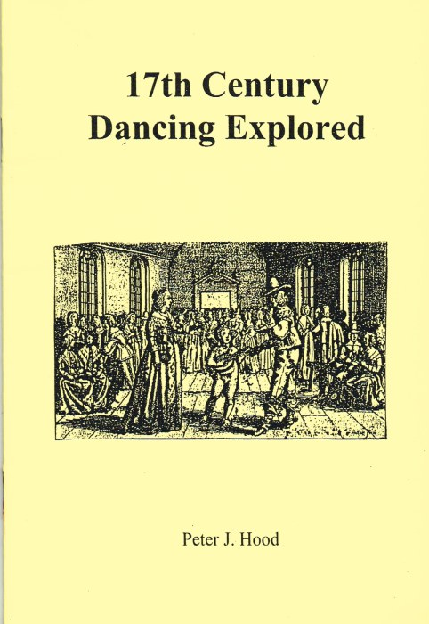Image for 17TH CENTURY DANCING EXPLORED
