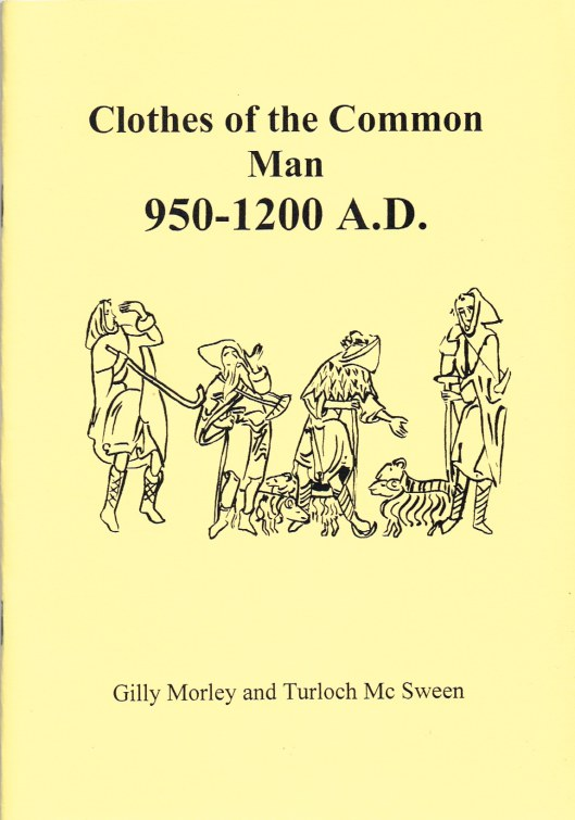 Image for CLOTHES OF THE COMMON MAN 950-1200AD