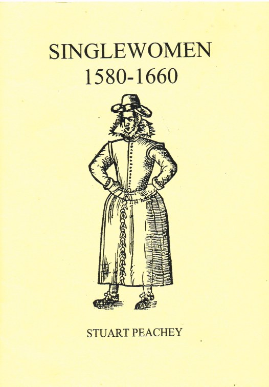 Image for SINGLEWOMEN 1580-1660