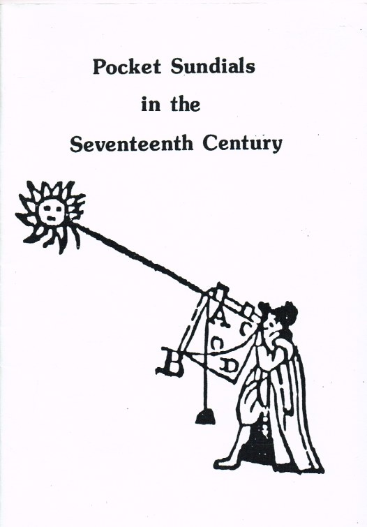 Image for POCKET SUNDIALS IN THE SEVENTEENTH CENTURY