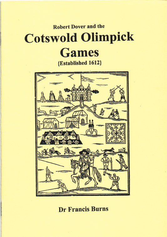 Image for ROBERT DOVER AND THE COTSWOLD OLIMPICK GAMES