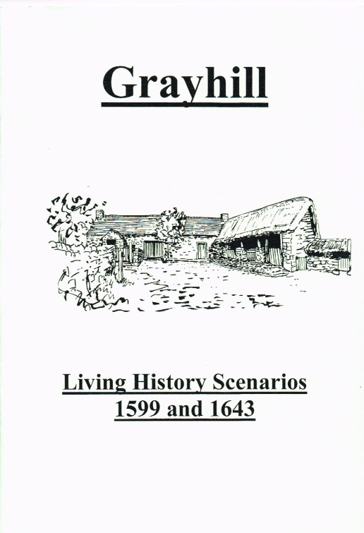 Image for GRAYHILL: LIVING HISTORY SCENARIOS 1599 AND 1643