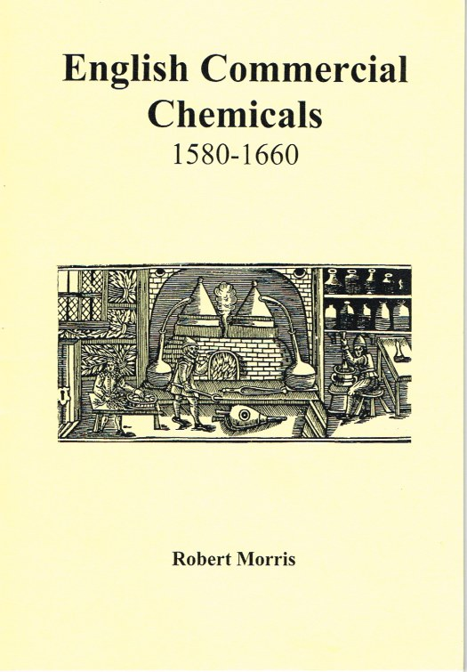 Image for ENGLISH COMMERCIAL CHEMICALS 1580-1660