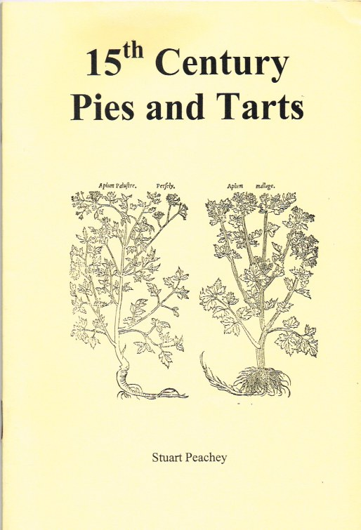 Image for 15TH CENTURY PIES AND TARTS