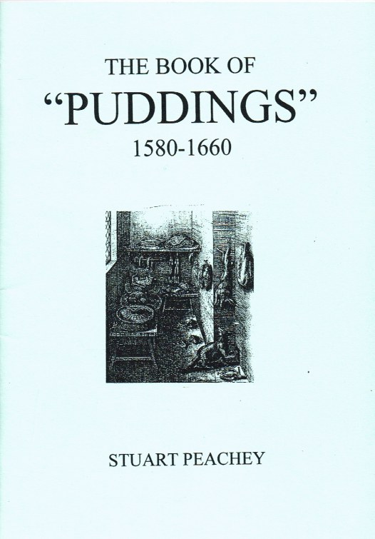Image for THE BOOK OF 'PUDDINGS' 1580-1660