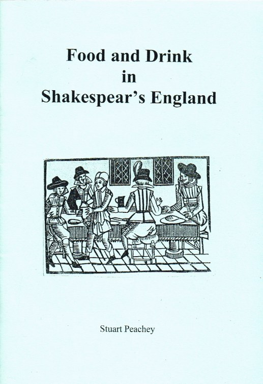 Image for FOOD AND DRINK IN SHAKESPEARE'S ENGLAND