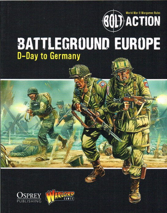 Image for BOLT ACTION: BATTLEGROUND EUROPE D-DAY TO GERMANY