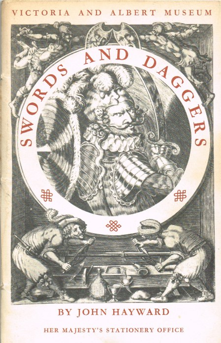 Image for SWORDS AND DAGGERS