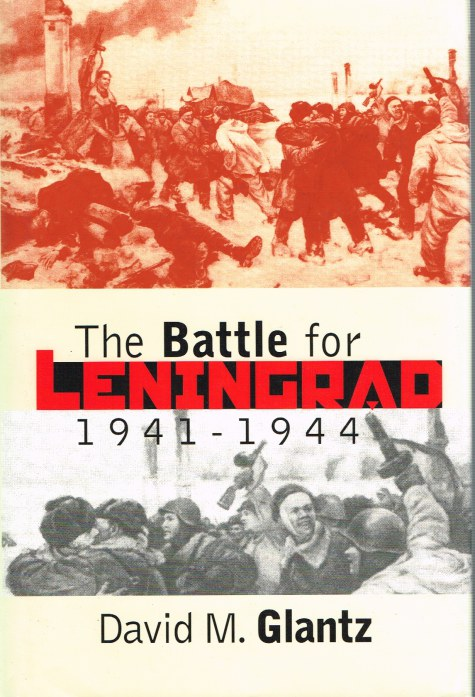 Image for THE BATTLE FOR LENINGRAD 1941-1944