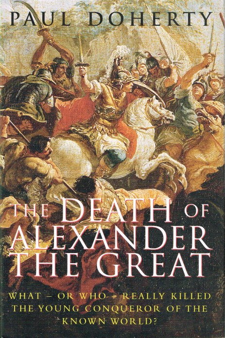 Image for THE DEATH OF ALEXANDER THE GREAT