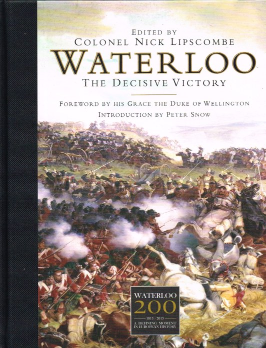 Image for WATERLOO THE DECISIVE VICTORY