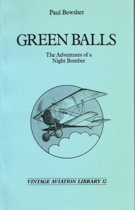 Image for GREEN BALLS: THE ADVENTURES OF A NIGHT BOMBER