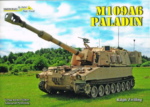 Image for IN DETAIL FAST TRACK 04: M109A6 PALADIN