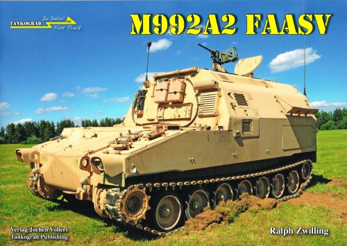 Image for IN DETAIL FAST TRACK 05: M992A2 FAASV