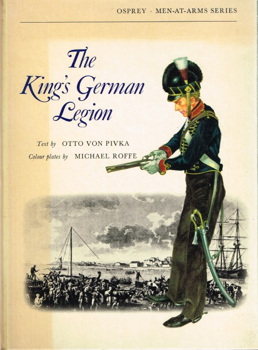Image for THE KING'S GERMAN LEGION