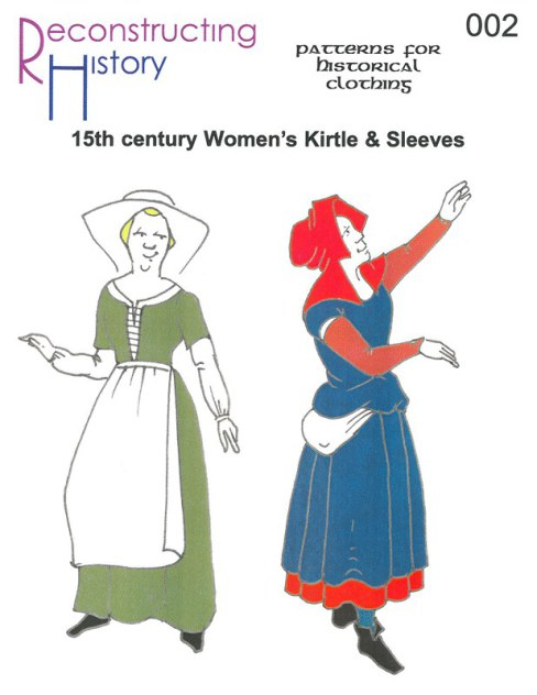 Image for RH002: 15TH CENTURY WOMEN'S KIRTLE & SLEEVES