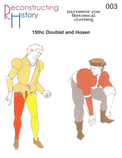 Image for RH003: 15TH CENTURY DOUBLET AND HOSEN