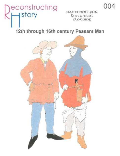 Image for RH004: 12TH THROUGH 16TH CENTURY PEASANT MAN