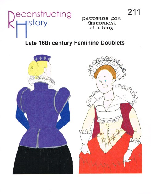 Image for RH211: LATE 16TH CENTURY FEMININE DOUBLETS