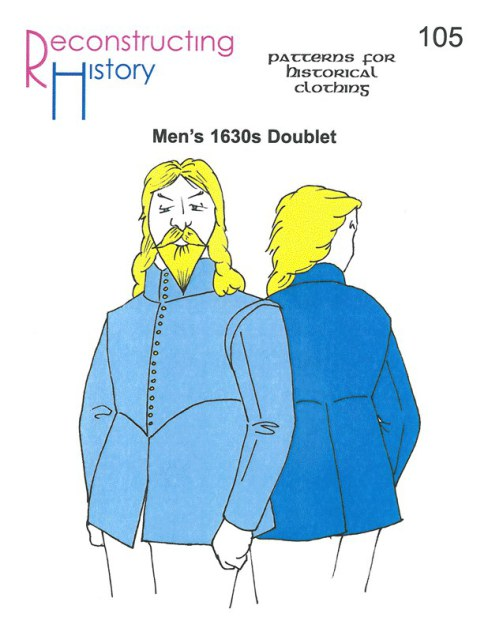 Image for RH105: MEN'S DOUBLET 1630S