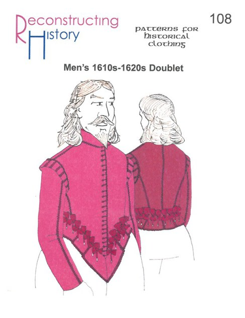 Image for RH108: MEN'S 1610S - 1620S DOUBLET