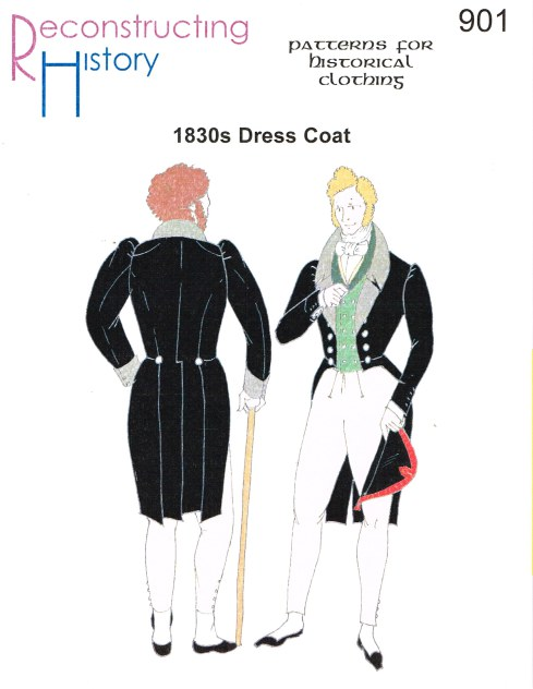 Image for RH901: 1830S DRESS COAT