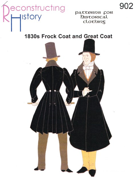 Image for RH902: 1830S FROCK COAT AND GREAT COAT