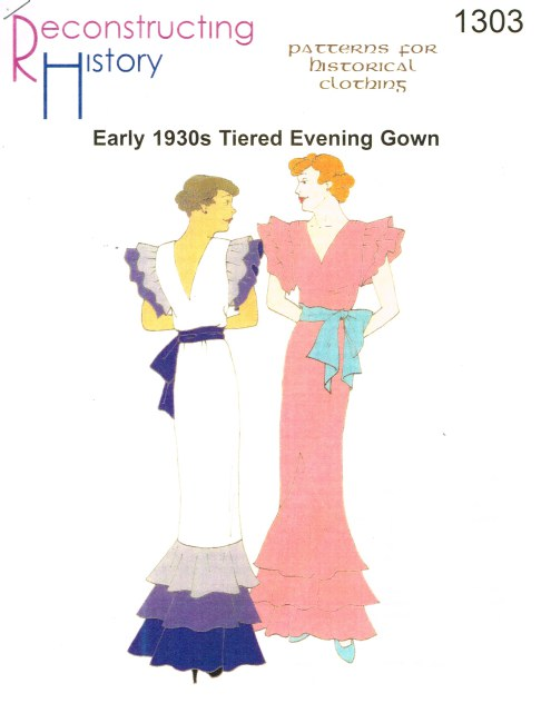 Image for RH1303: EARLY 1930S EVENING GOWN