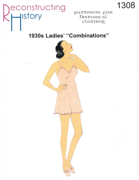 Image for RH1308: 1930S LADIES' COMBINATIONS