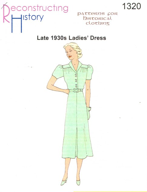Image for RH1320: 1930S DRESS