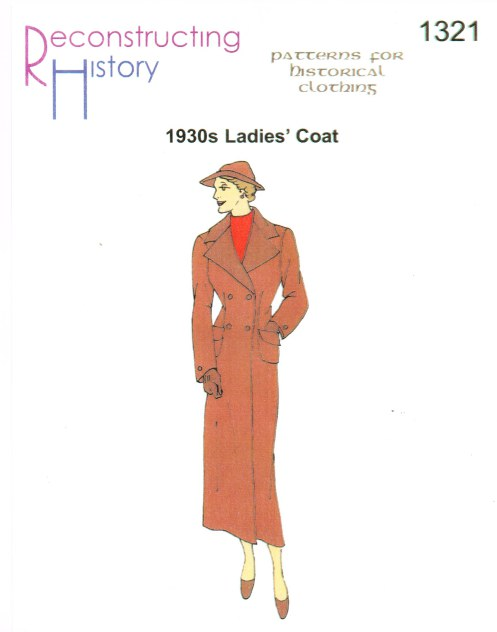 Image for RH1321: 1930S COAT