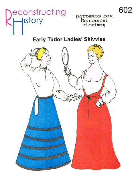 Image for RH602: EARLY TUDOR LADIES' SKIVVIES
