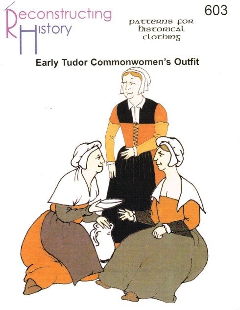 Image for RH603: EARLY TUDOR COMMONWOMEN'S OUTFIT