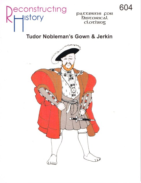 Image for RH604: TUDOR NOBLEMAN'S GOWN & JERKIN
