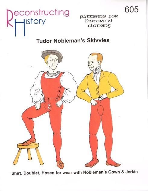 Image for RH605: TUDOR NOBLEMAN'S SKIVVIES