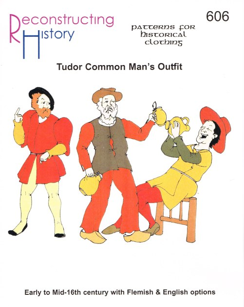 Image for RH606: TUDOR COMMON MAN'S OUTFIT