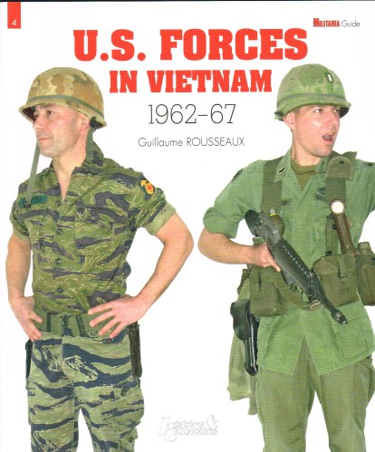 Image for US FORCES IN VIETNAM 1962-1967