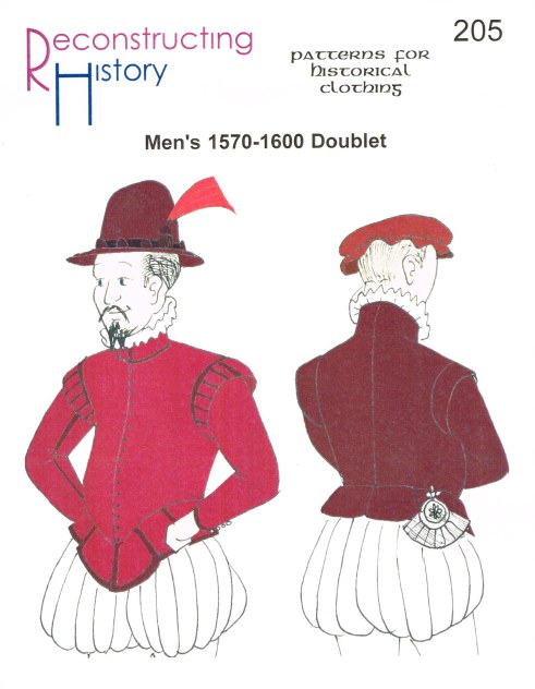 Image for RH205: MEN'S 1570S-1600S DOUBLET