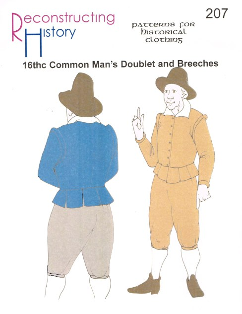 Image for RH207: 16TH C COMMON MANS DOUBLET AND BREECHES