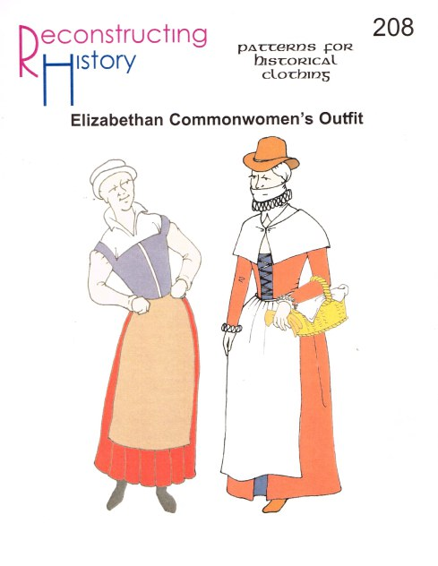 Image for RH208: ELIZABETHAN COMMONWOMEN'S OUTFIT