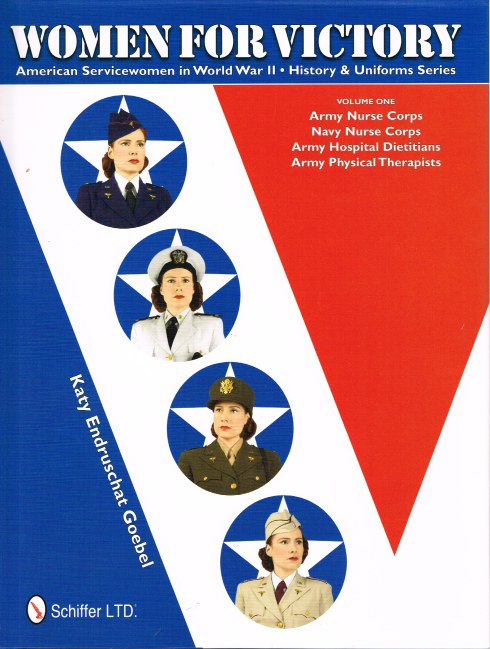 Image for WOMEN FOR VICTORY: AMERICAN SERVICEWOMEN IN WORLD WAR II : VOLUME ONE