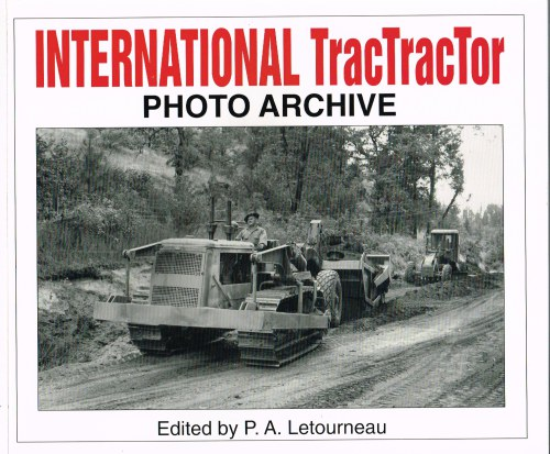 Image for INTERNATIONAL TRACTRACTOR PHOTO ARCHIVE