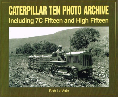 Image for CATERPILLAR TEN PHOTO ARCHIVE INCLUDING 7C FIFTEEN AND HIGH FIFTEEN
