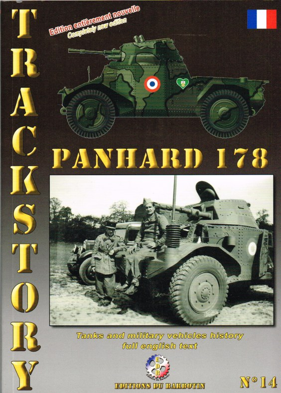 Image for TRACKSTORY NO.14: AMD 35 PANHARD 178 (NEW EDITION)