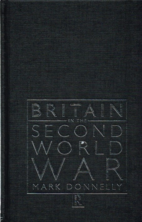 Image for BRITAIN IN THE SECOND WORLD WAR