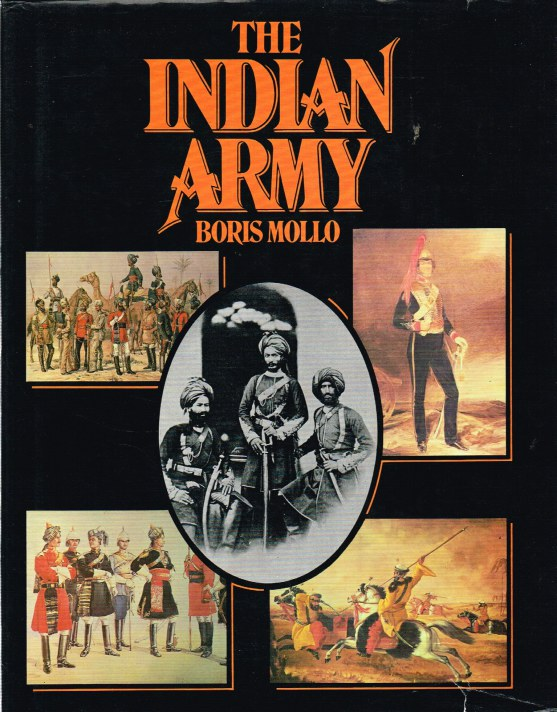 Image for THE INDIAN ARMY