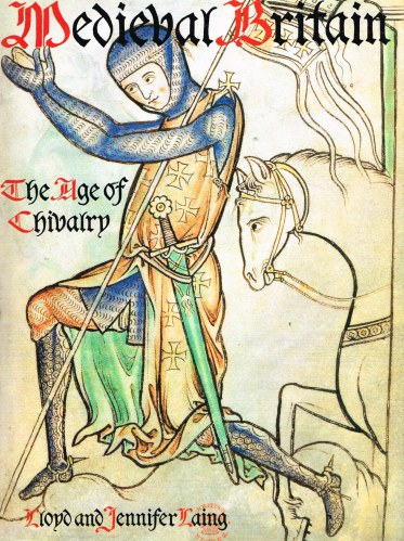 Image for MEDIEVAL BRITAIN: THE AGE OF CHIVALRY